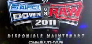 WWE Smackdown vs Raw 2011. Видео #4