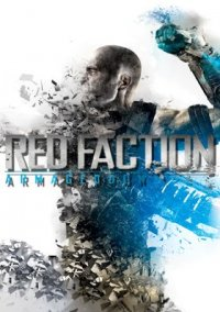Обложка Red Faction: Armageddon