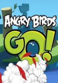 Обложка Angry Birds Go!