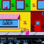 Скриншот The Simpsons: Bart Simpson vs. the Space Mutants – Изображение 2