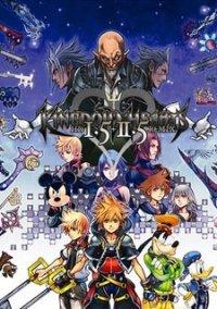 Kingdom Hearts HD I.5 + II.5 Remix – фото обложки игры