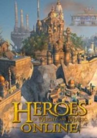 Обложка Heroes of Might and Magic Online