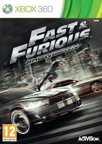 Обложка Fast & Furious: Showdown