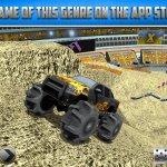 Скриншот 3D Monster Truck Parking Game – Изображение 2