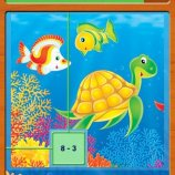 Скриншот Adventures UnderSea Subtraction Game