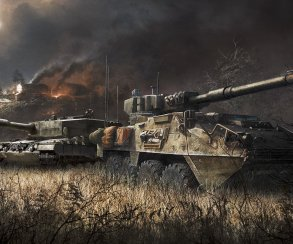 Слух: Wargaming может купить Armored Warfare