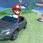 Скриншот Mario Kart 8: Mercedes-Benz – Изображение 2