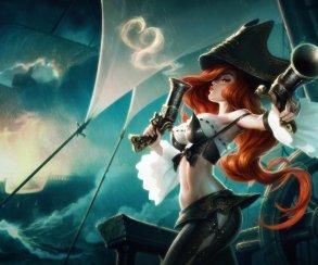 Косплей дня: Мисс Фортуна из League of Legends