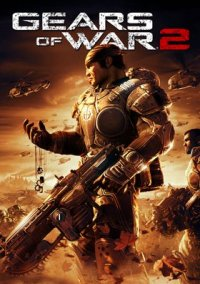 Обложка Gears of War 2
