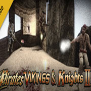 Обложка Pirates, Vikings, & Knights II