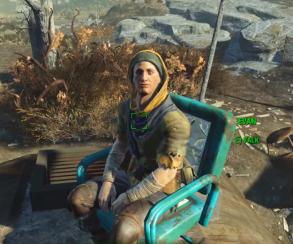 Разработчики Fallout 4 увековечили погибшего фаната вDLC Nuka World