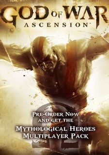 God of War: Ascension - The Mythological Heroes Co-Op Weapons