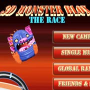 Обложка Monster Blox Race