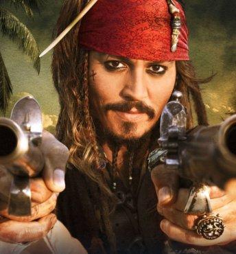 Обзор всех «Пиратов Карибского моря»