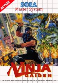 Обложка Ninja Gaiden