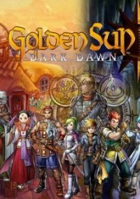 Обложка Golden Sun: Dark Dawn