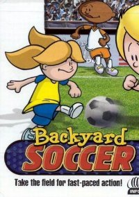 Обложка Backyard Soccer