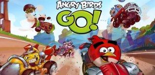 Angry Birds Go! . Видео #1