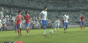 Pro Evolution Soccer 2012. Видео #2
