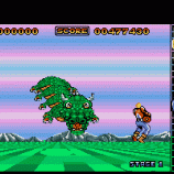 Скриншот Space Harrier