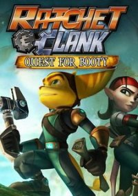 Обложка Ratchet & Clank: Quest for Booty