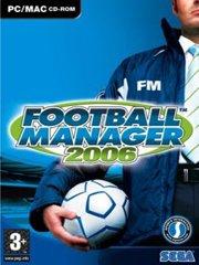 Обложка Football Manager 2006