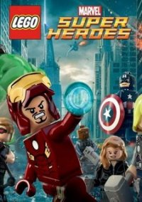 Обложка LEGO: Marvel Super Heroes