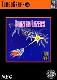 Обложка Blazing Lazers