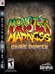Обложка Monster Madness: Battle for Suburbia