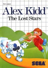 Обложка Alex Kidd: The Lost Stars