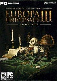Обложка Europa Universalis 3 Complete