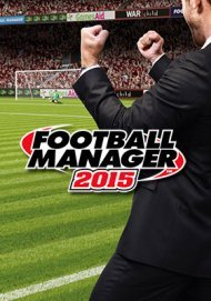 Обложка Football Manager 2015