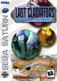 Обложка Last Gladiators: Digital Pinball