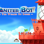 Скриншот Monster Boy and the Wizard of Booze – Изображение 4