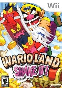 Обложка Wario Land: Shake It!