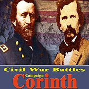 Обложка Civil War Battles: Campaign Corinth