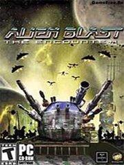 Обложка Alien Blast: The Encounter