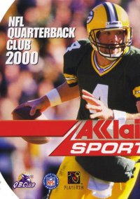 Обложка NFL Quarterback Club 2000