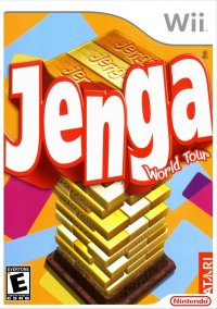 Обложка Jenga World Tour