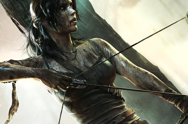 Запись трансляции Tomb Raider. Играли с пользователями!
