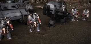 Warhammer 40,000: Sanctus Reach. Тизер - трейлер
