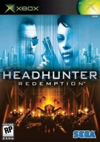 Обложка Headhunter Redemption