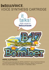 Обложка B-17 Bomber