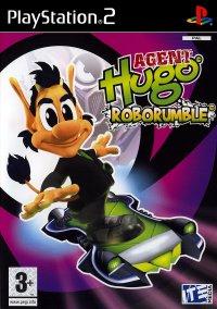 Обложка Agent Hugo: Roborumble