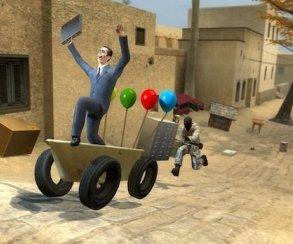 Гэрри Ньюмен работает над VR-сиквелом Garry's Mod