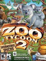 Обложка Zoo Tycoon 2: Endangered Species