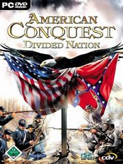 Обложка American Conquest: Divided Nation