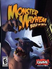 Monster Mayhem: Build and Battle – фото обложки игры