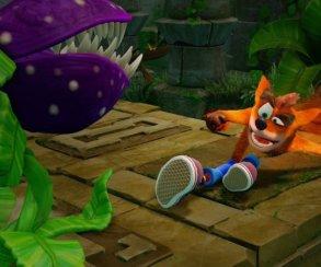 Новый геймплей искриншоты Crash BandicootN. Sane Trilogy