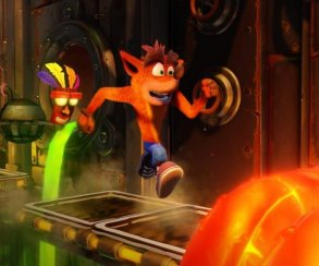 Слух: ремастер Crash Bandicoot выйдет на Xbox One в 2017 году